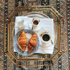 """thecollegeprepster:  """"Is there a """"freshly baked croissant"""" candle? Because there should be  (at Hotel Providence Paris)  """""""