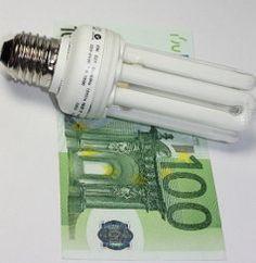 Foto Berechnungsprojekt Kostenrechner wieviel EUR Leuchten in einem bestimmten…