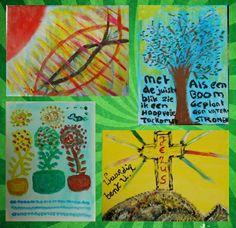Op de dag van alleenstaande vaders en moeders & schilderen.....Zie: http://creativeworship-workshop.blogspot.nl/2014/03/single-parents-day-3.html