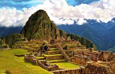Choose Your Own Adventure: Machu Picchu