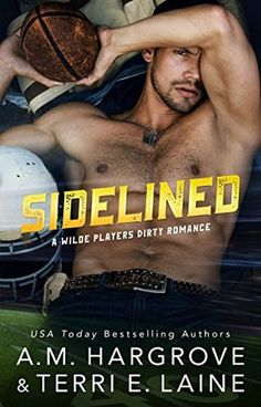 ☆★✦ 3.5 STAR REVIEW & TEASER TUESDAY ✦★☆ Sidelined by Terri E. Laine & A.m. Hargrove A pleasant and sexy read, and a little twist to keep me on edge.