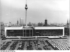 Heinz Graffunder, Palast der Republik, 1974-76 und der Marx-Engels-Platz