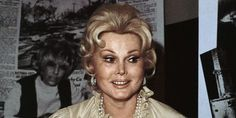 Zsa Zsa Gabor, who parlayed a minimal acting career into a career as a celebrity, has died. She was Ed Lozzi, a publicist for Gabor, told CBS LA she passed away at her home Sunday afternoon. Hollywood Glamour, Hollywood Actresses, In Hollywood, Actors & Actresses, Magda Gabor, Eva Gabor, Irwin Corey, Gabor Sisters, Zsa Zsa Gabor