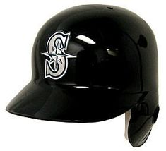 Seattle Mariners Official Batting Helmet - Left Flap