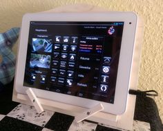 HomeMatic – Android Tablet als Hausautomations-Front-End einsetzen