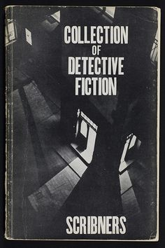 Front cover of Scribner's Collection of Detective Fiction