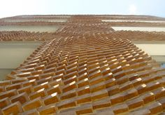 """Gallery of """"DIY For Architects"""": This Parametric Brick Facade Was Built Using Traditional Craft Techniques - 2"""