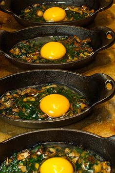... Cooking: Eggs on Pinterest | Eggs, Scrambled eggs and Spinach egg