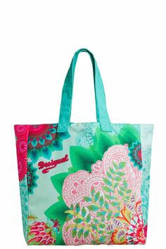 51X59K8_4000 Desigual Shopping Bag Anne