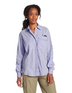 Columbia Womens Super Bonehead Long Sleeve Shirt -- Be sure to check out this awesome product. (This is an Amazon affiliate link)