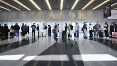 How to Spend Less Time in an Airport Security Line