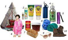 Festival survival kit. Could come in handy at music festivals like Coachella, Wanderlust, Bonneroo, etc