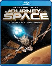 On stunning 4K Ultra HD, 3D Bluray, Bluray 2-disc combo from writer/director Mark Krenzien and SHOUT! Factory is the amazing JOURNEY TO SPACE. http://moviemaven.homestead.com/services.html