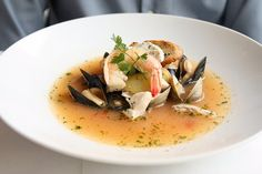 French Seafood Soup Bouillabaisse Recipe - Food & Recipe