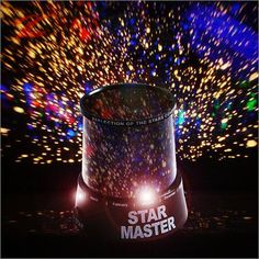 Vintage  ueStarry Light u u Die Lampe die einen Sternenhimmel erzeugt Starry lights and Lights
