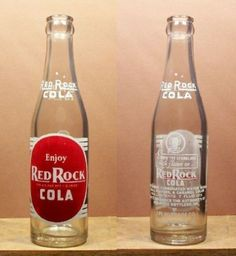 Red-Rock-Cola-Old-ACL-7-oz-Soda-Pop-Bottle-Life-Beverage-Cedar-Rapids-Iowa-474