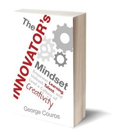 """One of the hottest new education books is """"The Innovator's Mindset"""" by my friend George Couros, a highly-sought-after teaching, learning, and leadership consultant. I spoke with George recently about his book. School Leadership, Educational Leadership, Teach Like A Pirate, Presentation Software, Book Study, Growth Mindset, Professional Development, The Book, Curriculum"""