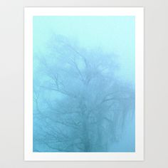 Smoothly Art Print by Leelly May - $16.00