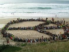 Peace <3 via | Hippies Hope Shop | www.hippieshope.com <3 Every item sold provides a meal for someone in need! :)