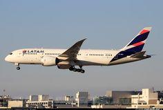 Boeing 787-8 Dreamliner - LATAM   Aviation Photo #4273135   Airliners.net