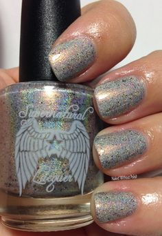 Supernatural Lacquer Heliosphere in direct light