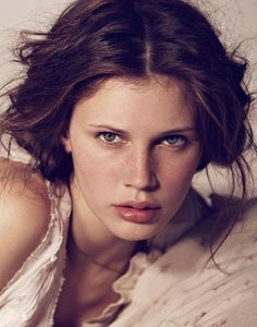 Marine Vacth … Paul Schmidt … Virgin Barbie … Jalouse … May 2010 … Anne Sophie Thomas … Sebastien Le Corroller … Mayia Alleaume … Veronica Lake, Marina Vacth, Barbie, Hair Styles 2014, French Beauty, French Actress, Celebrity Beauty, Young And Beautiful, Model Photos