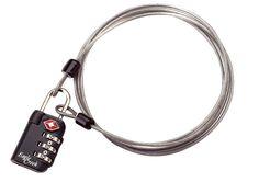 Eagle Creek 3-Dial TSA Lock & Cable