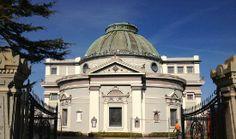 Neoclassical Columbarium was built in 1898.