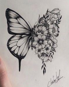 butterfly tattoos with words Disney Tattoos - Butterfly tattoos with words – schmetterling tätowierungen mit worten - Monarch Butterfly Tattoo, Simple Butterfly Tattoo, Butterfly Tattoo Meaning, Butterfly Drawing, Butterfly Tattoo Designs, Vintage Butterfly Tattoo, Realistic Butterfly Tattoo, Blue Butterfly, Word Tattoos