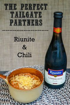 With football season around the corner, you may be interested in Riunite's Ultimate Chili Challenge, a nationwide chili cook-off culminating in a Grand Prize trip to the Super Bowl next year. Home cooks around the country are spicing up their recipes and popping open bottles to compete for the best chili creation and Lambrusco pairing. To help me become a part of the Riunite Ultimate Chili Challenge, I was sent a few things to get my chili cooking started: