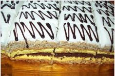 317350 Tiramisu, Cheesecake, Ethnic Recipes, Party, Desserts, Food, Sweet Treats, Baking, Tailgate Desserts