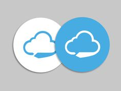 Cloud sticker | #ui