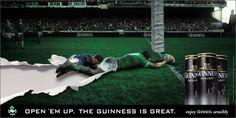 » Irish Rugby advertising