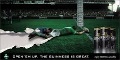 » Irish Rugby advertising