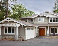 Exterior Craftsman Style Design, Pictures, Remodel, Decor and Ideas - page 19