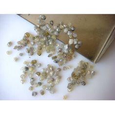 Rough Diamonds  Rough Diamond Pieces Direct From by gemsforjewels, $16.10