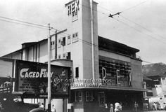 REX THEATRE AT MACKENZIE ROAD - 1948.   THE LIBYAN Esther Kofod www.estherkofod.com
