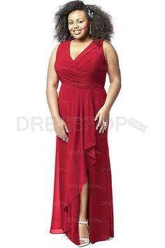 Wedding Sleeveless Empire Floor-length Zipper Party Dresses - Formal Dresses…