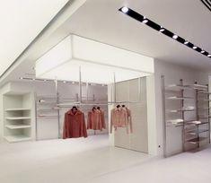 design barrisol, plafonnier neon pour dressing, dalle led encastrable