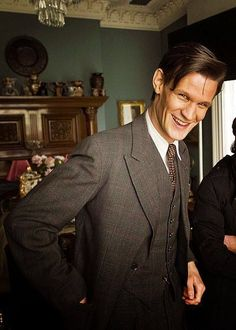 Matt Smith, the Eleventh Doctor (Doctor Who)