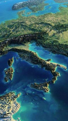 If you want to experience Europe, you need to travel to Italy. No other country on earth offers the depth, breadth, and scope of Italy. Italy Vacation, Italy Travel, Travel Europe, Vacation Destinations, Rome Antique, Space And Astronomy, Earth From Space, Visit Italy, Aerial Photography