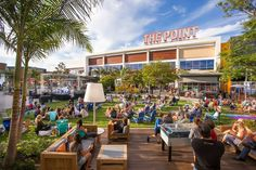 The Point is one of our recently opened retail project in El Segundo, CA, that aims to enrich the lifestyle of the South Bay residents!