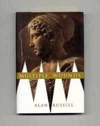 Multiple Wounds by Alan Russell is a Psychological Journey Keeping Readers Enthralled!