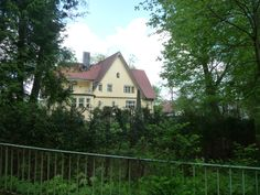 I would not mind to live in that house in Bad Woerishofen, Bavaria