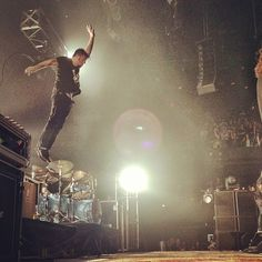 Deftones in Austin, was at that show, it was one of the best I've been to.