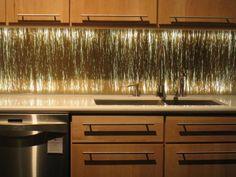 Contemporary Kitchen Backsplashes Contemporary Kitchen ...
