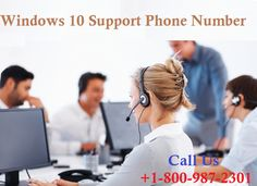 Windows 10 Support Phone Number provides an easy and convenient procedure for the users to get a direct access to Microsoft Windows support professionals.