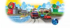 For the girls: California Theme Parks - California Amusement Parks | LEGOLAND California Resort