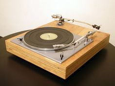 2 arm Lenco L75 turntable
