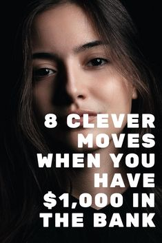 Once you've worked hard to amass $1,000, you want to put your money to work for you. Here are eight money moves you can make to get the most bang for your buck and get on the path towards a bright financial future. Ways To Earn Money, Earn Money From Home, Way To Make Money, Money Saving Tips, Money Today, Money Tips, Renda Extra Online, Planning Budget, Thing 1